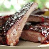 Carolina (Mexican) Barbecued Ribs