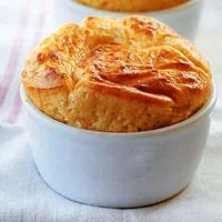Gruyere Cheese Souffle
