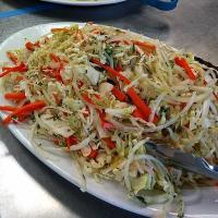 Thai Cole Slaw Salad